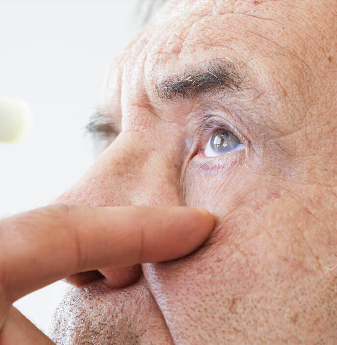 Diabetic Eye Disease Treatment